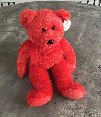 TY Beanie Buddy - Sizzle The Bear - Excellent Condition • 23£