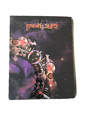 Fading Suns 1st Edition Core Rulebook • 0.99£