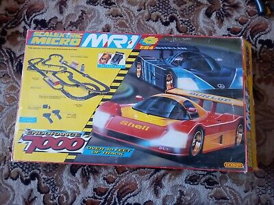 Vintage Scalextric Micro MR1 - Endurance 7000 • 149£