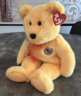 TY Beanie Buddy - Sunny - Rare - Retired After Only 1 Week! • 100£
