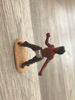 Timpo Toys Native American Indian 1975 Plastic • 2£