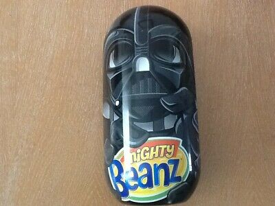 Star Wars Might Beanz Darth Vader Collector Carry Case With 40 Beanz • 25£