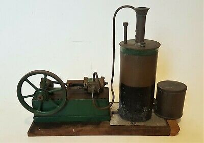 Steam Engine With Boiler • 165£