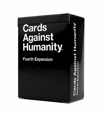 Cards Against Humanity Fourth Expansion X4 • 5£