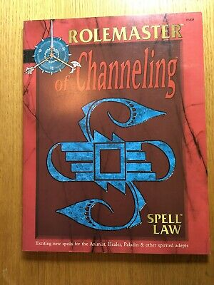 Of Channeling Spell Law For Rolemaster  • 4.70£