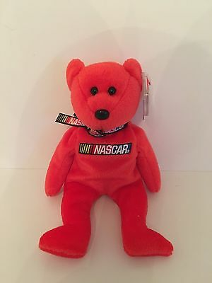 Ty Beanie Babies - Racer (red) • 9£