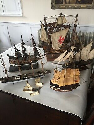Selection Of  6 Ships • 30£