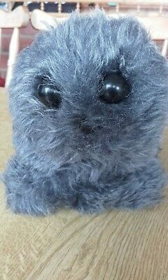 Soft Furry Toy Seal Grey L 22 Cms • 1.50£
