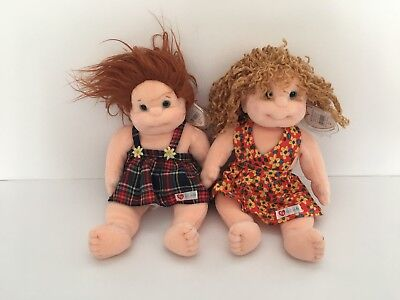 Ty Beanie Kids - Ginger And Princess • 9£