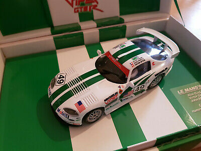 Scalextric Fly Dodge Viper S200 Gts-r Le Mans 96 - Special Edition In Box • 24.99£