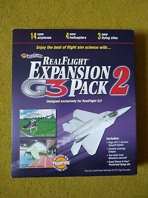 Great Planes RealFlight Expansion Pack 2 • 30£