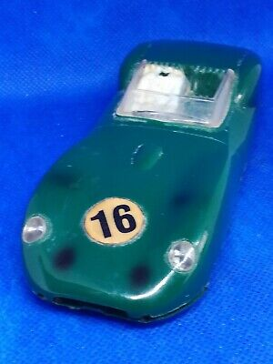Scalextric Lister Jaguar Body + Chassis • 8£