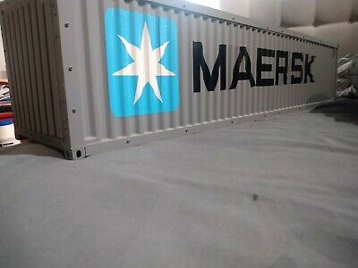 Tamiya 40ft Container • 120£