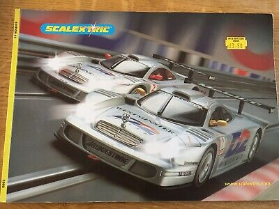 Scalextric 2000 Catalogue - Edition 41 Excellent Condition • 5.10£