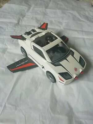 Playmobil 4876 Top Agents Secret Agent Car Complete • 13.99£