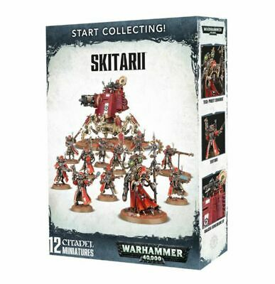 Warhammer 40k: Start Collecting Skitarii • 64.99£