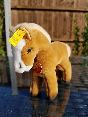 Steiff Rocco Horse With Tags • 20£