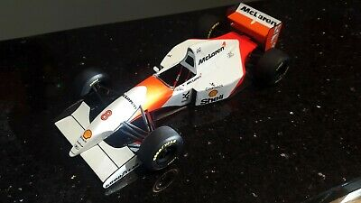 Minichamps 1/18 Scale Mclaren MP 4/8 Ford 1993 SENNA. Excellent Condition 1:18 • 45.88£