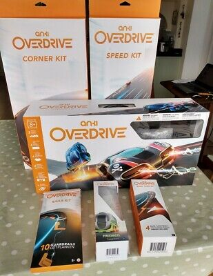Anki Overdrive Starter Kit With Many Extras • 29£