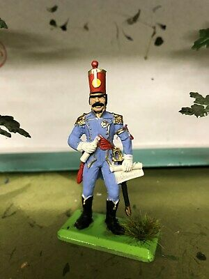 CONVERSION FRENCH ADC OFFICER  1810 - 1815   -  1/32nd FIGURE • 2.95£