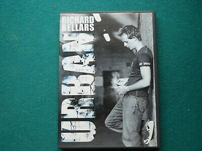 Urban Magic DVD Richard Bellars • 10£