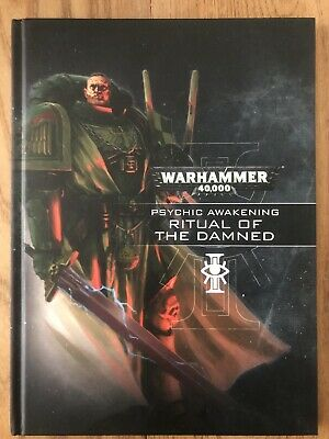 Warhammer 40k Psychic Awakening Ritual Of The Damned • 8£