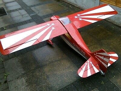 Radio Control Seagull Super Decathlon Model Aircraft 78  Span Used Airframe Only • 50£