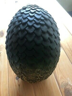 Game Of Thrones Dragon Egg Prop Product Rhaegal 20 CM Noble Collection Replicas • 10.50£