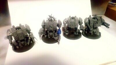 Warhammer 40k Space Wolves Dreadnoughts/bjorn The Fell Handed • 14.60£