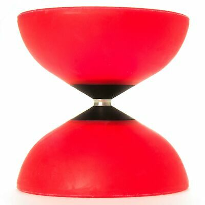 Red Mr Babache Finesse G4 Diabolo (COMES WITHOUT STICKS) • 27.99£