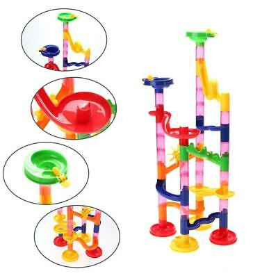 Marble Race Run Building Blocks For Kid Construction Game Toy 50 Pcs • 6.79£