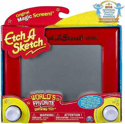 Brand New Etch A Sketch Classic Red, World's Favourite Drawing Toy! • 39£