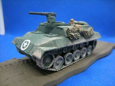 M39 US Tracked Utility, WW2 And Korea, 1/72 Wargames Model • 0.99£
