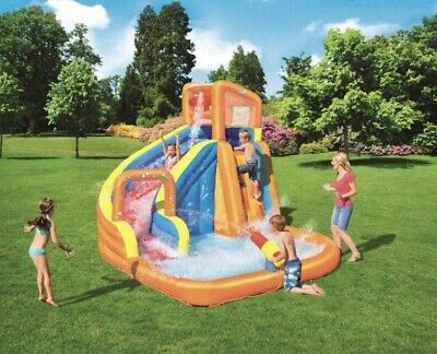 Bestway H20GO! Turbo Splash Water Zone Mega Water Park FREE NEXT DAY DELIVERY • 395£