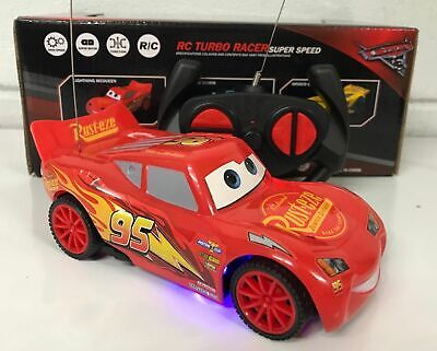 Lightning Mcqueen Cars Radio Remote Control Car - Rc Car - NEW BOXED • 12.99£