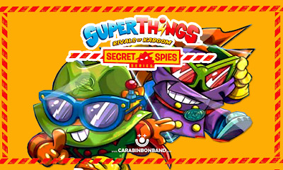Superthings Superzings Series 6 Secret Spies Choose Your Figure New • 14.88£