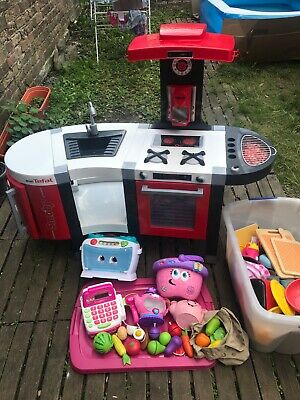 Tefal Smoby Kitchen With Accessories • 45£