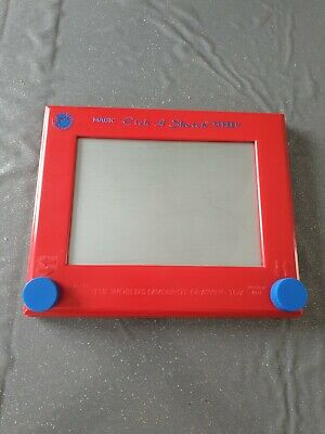 Vintage Toy Peter Pan Playthings Etch A Sketch Screen • 20£