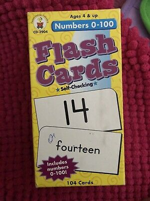 Number Flash Cards • 1.20£