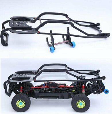 Shell Based Roll Cage OR Wheelie Bar Body Protection For 1/7 ARRMA MOJAVE Parts • 23.25£