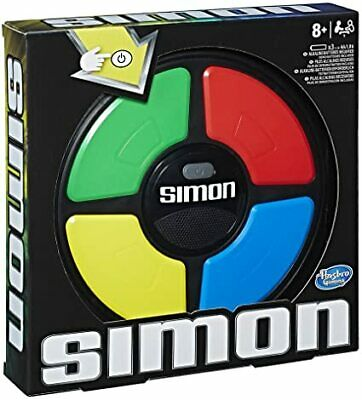 Simon Game; Electronic Memory Game For Children Aged 8 And Up (Hasbro Gaming) • 25£