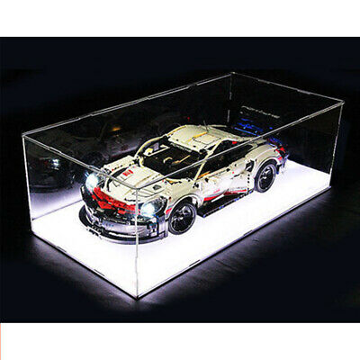 Acrylic Display Case  Building Block Toy Display Box For 42096 LEGO 911RSR • 72.99£