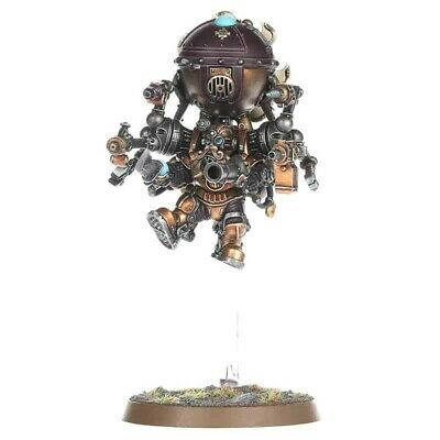 Endrinmaster With Dirigible Suit -Kharadron Overlords - Warhammer AoS • 24£