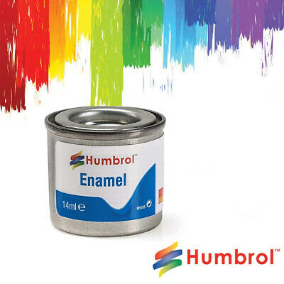 Humbrol Model Making Enamel Paint 14ml • 3.99£