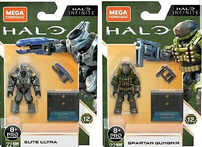 Mega Construx Halo Infinite Figures New In Stock • 23£