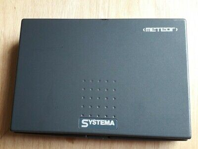 Vintage Systema Travel Meteor  Electronic Chess Computer  • 19.99£