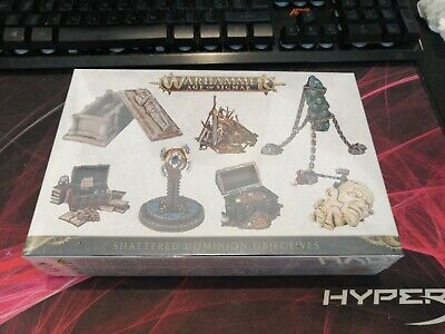 Warhammer Age Of Sigmar Shattered Dominion Objectives • 4.99£