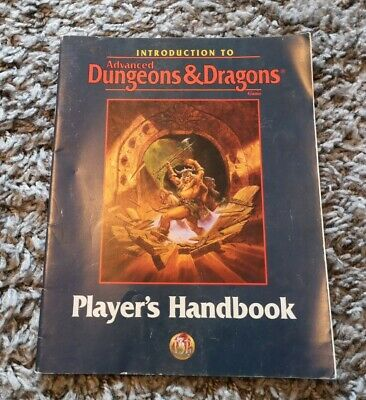 Advanced Dungeons And Dragons Players Handbook 1995 Tsr • 3.01£