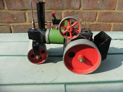 A Used Mamod Model Steam Roller. • 34£
