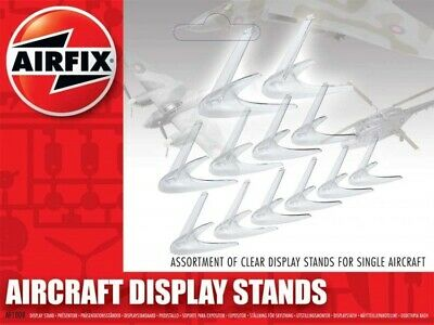 Airfix AF1008 Display Stand Assortment For 1:72 Or 1:48 Scale Aircraft PlusPost  • 9.99£